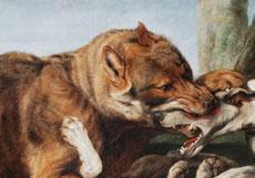 Detail images: Frans Snyders 1579 – 1657