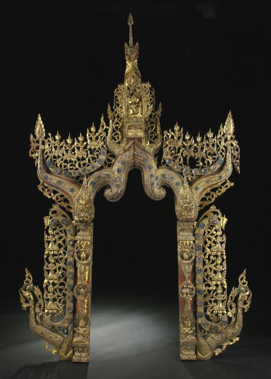 Burmesischer Altar