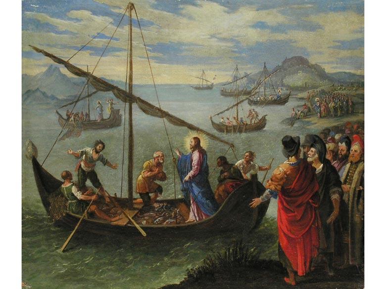 Italienischer Maler des 17./ 18. Jahrhunderts