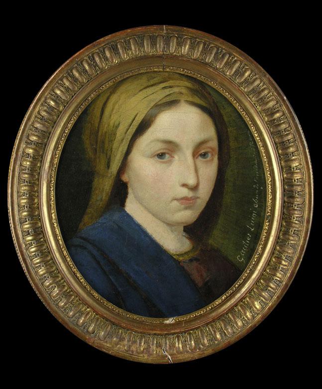 Luigi Gautier, Italienischer Maler des 19. Jahrhunderts