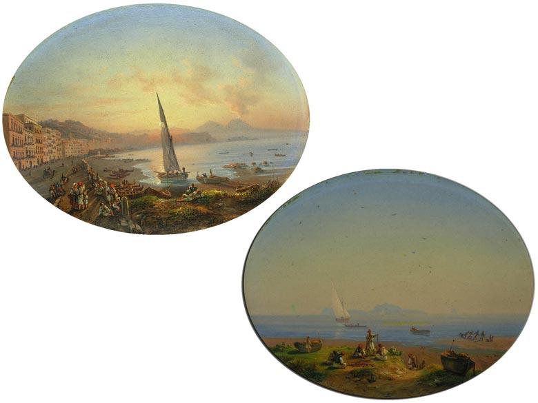 Auguste Etienne François Mayer, 1805 - 1890