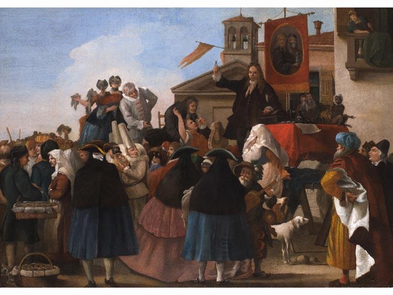 Giovanni Domenico Tiepolo, 1727 - 1804, Werkstatt