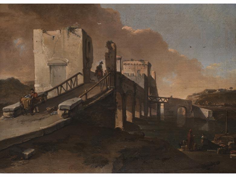 Thomas Wyck, ca. 1616 Haarlem - 1677