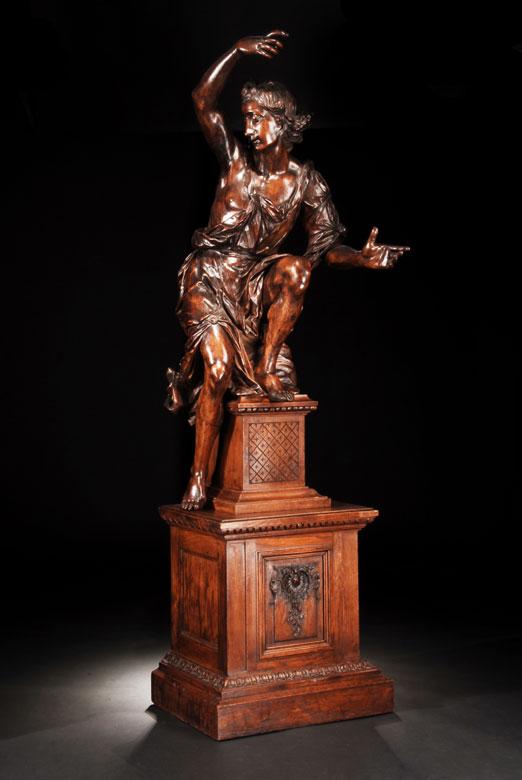 Artus Quellinus, 1653 Antwerpen-1685 London, Nachfolge/ Schule des