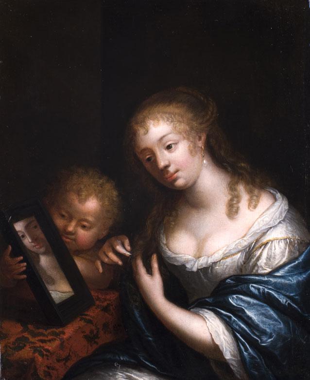 Caspar Netscher, 1639 - 1684