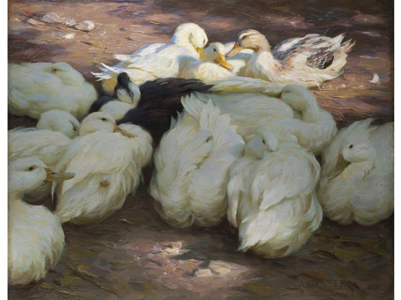 Alexander Max Koester, 1864 Bergneustadt - 1932 München