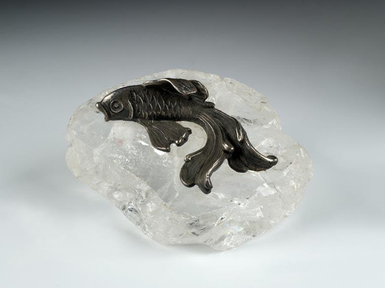 Kleine Figur eines Fisches