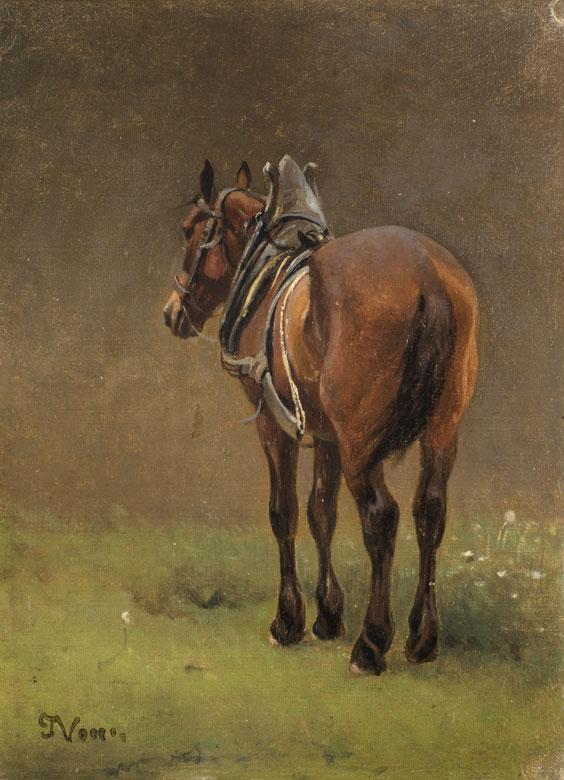 Julius Noerr, 1827 München - 1897 Starnberg