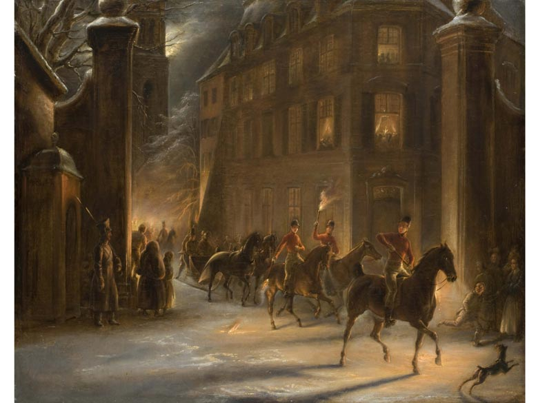 Ludwig Sigmund Ruhl, genannt Cardenio, 1794 Kassel - 1887