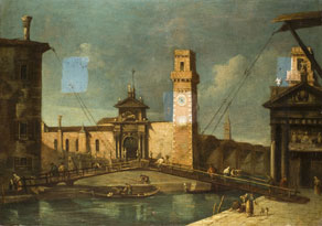 Francesco Albotto,   1722 Venedig - 1757, zug.