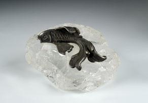 Detail images:  Kleine Figur eines Fisches