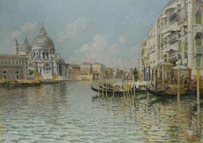 Raffaele Tafuri, 1857 Salerno - 1929 Venedig