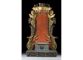 Detail images:  Barocker Figurenbaldachin