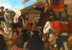 Detail images: Giovanni Domenico Tiepolo, 1727 - 1804, Werkstatt
