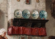 Detail images: Carl Wilhelm Hübner, 1814 Königsberg - 1879 Düsseldorf