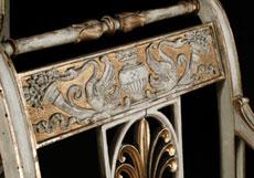Detail images: Empire-Sitzgarnitur