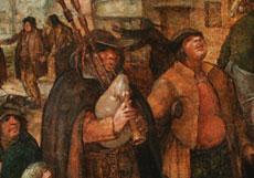 Detail images: Johannes (Jan) Vinckeboons, 1616 - 1670