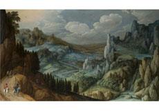 Detailabbildung: Tobias Verhaecht, 1561 - 1631 Antwerpen