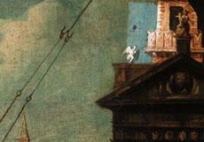 Detail images: Francesco Albotto, 1722 Venedig - 1757, zug.