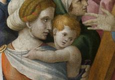 Detail images: Jan van Scorel, Maler des 16. Jahrhunderts, zug.