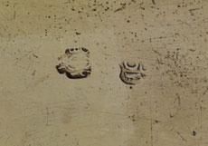 Detail images: Silberdose in Form einer kleinen Schatulle