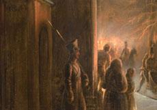 Detail images: Ludwig Sigmund Ruhl, genannt Cardenio, 1794 Kassel - 1887