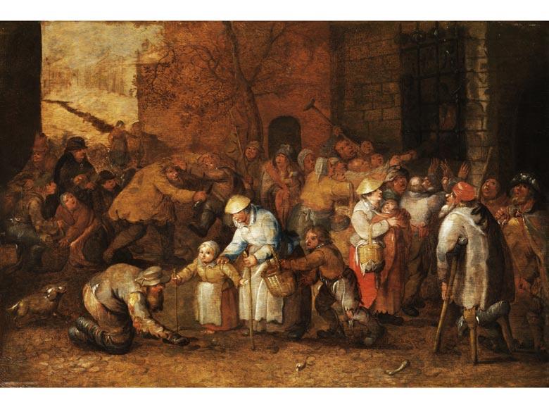 David Vinckboons, 1576 Mechelen - 1632 Amsterdam
