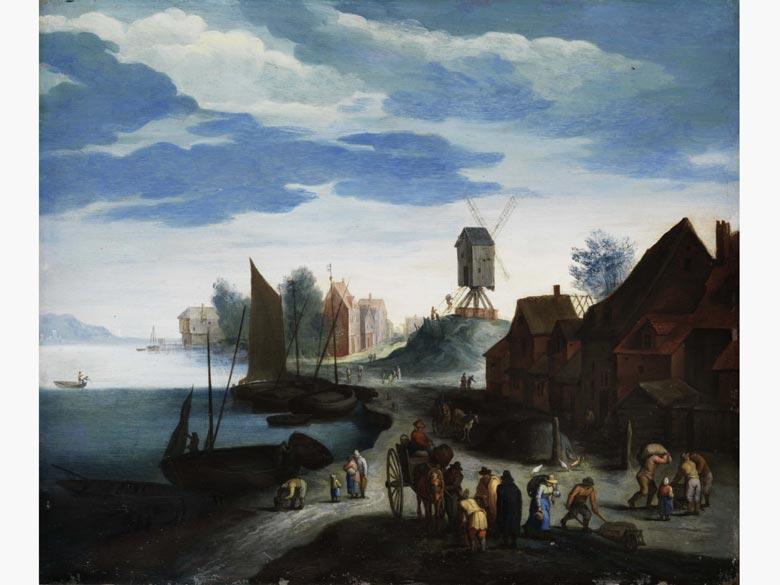 Flämischer Meister um 1630