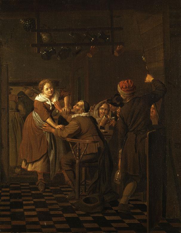 Jan Josef Horemans der Ältere, 1682 Antwerpen - 1759