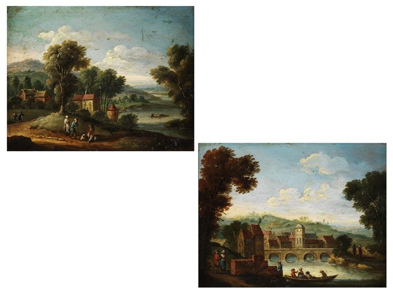 Niederdeutscher Maler des beginnenden 18. Jahrhunderts
