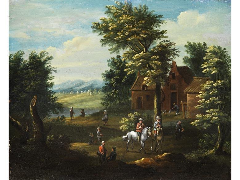 Deutsch-flämischer Meister des 17. Jahrhunderts (Mathys Balen?)