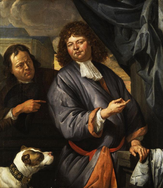 Jacob van Toorenvliet, um 1635 Leiden - 1719
