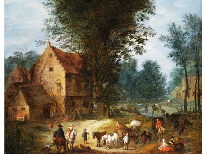 Joseph van Bredael, 1688 Antwerpen - 1739 Paris