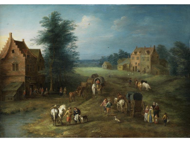 Karel Beschey, 1706 - 1776, Nachfolge Jan Brueghel der Jüngere