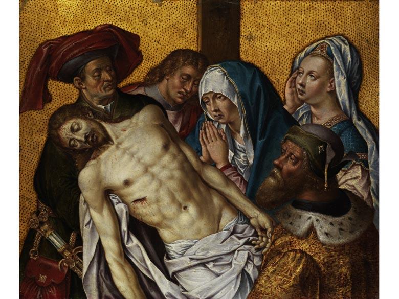 Aelbrecht Bouts, 1460 Leuven - 1549, zug.