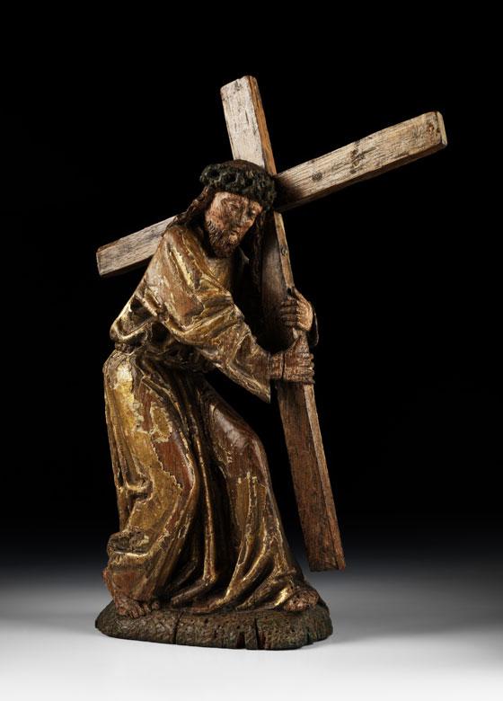 Rheinischer Bildschnitzer des 16. Jahrhunderts