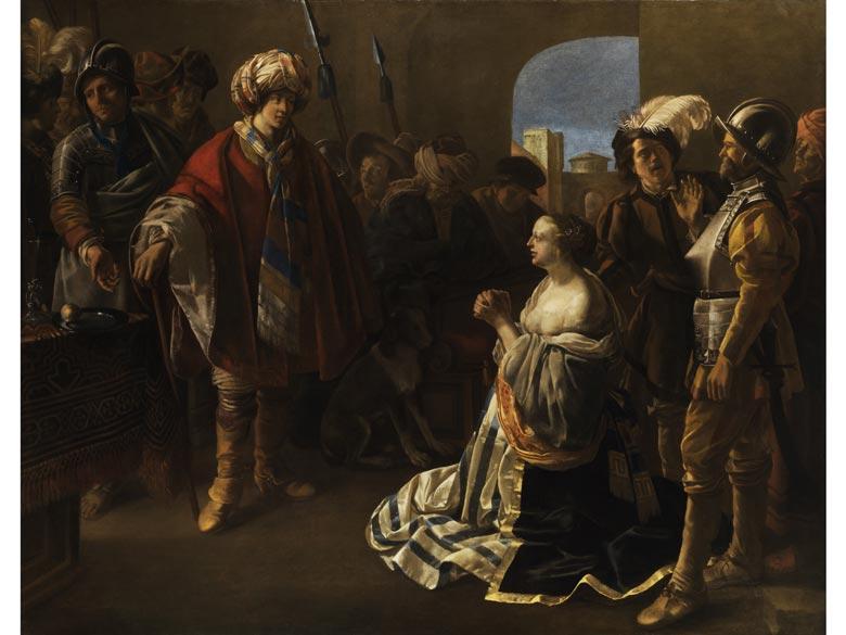 Hendrick ter Brugghen, 1588 - 1629, zug.