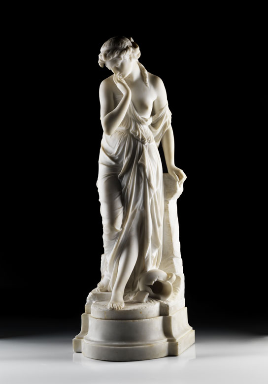 Emilie François Carlier, 1827 - 1879