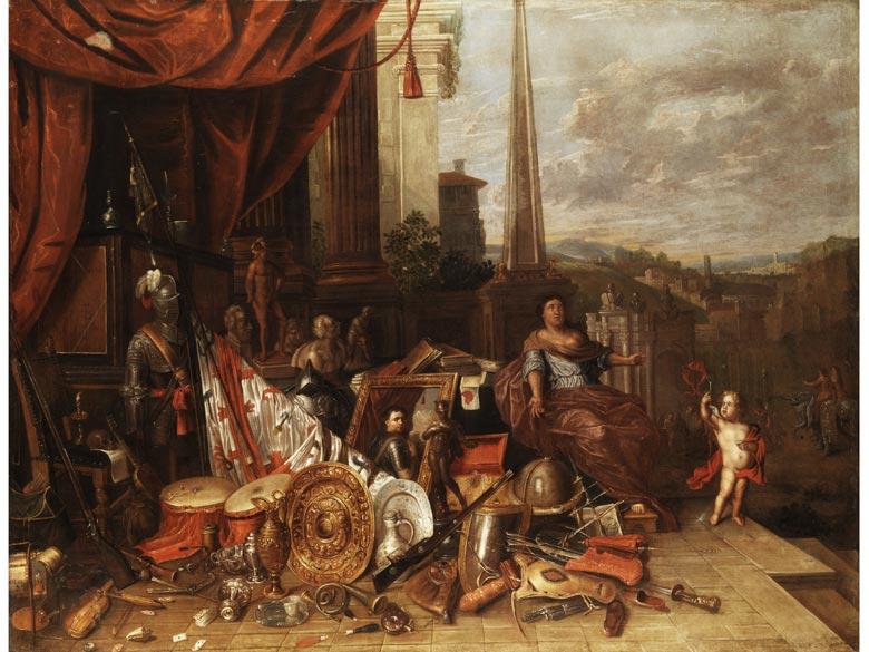 François van Aken, 1667, In der Lukas-Gilde und in den Liggeren. Bis 1714 erwähnt.