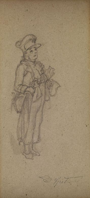 Carl Spitzweg, 1808 München - 1885 München