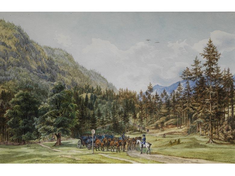 Heinrich Adam, 1787 Nördlingen - 1862 München