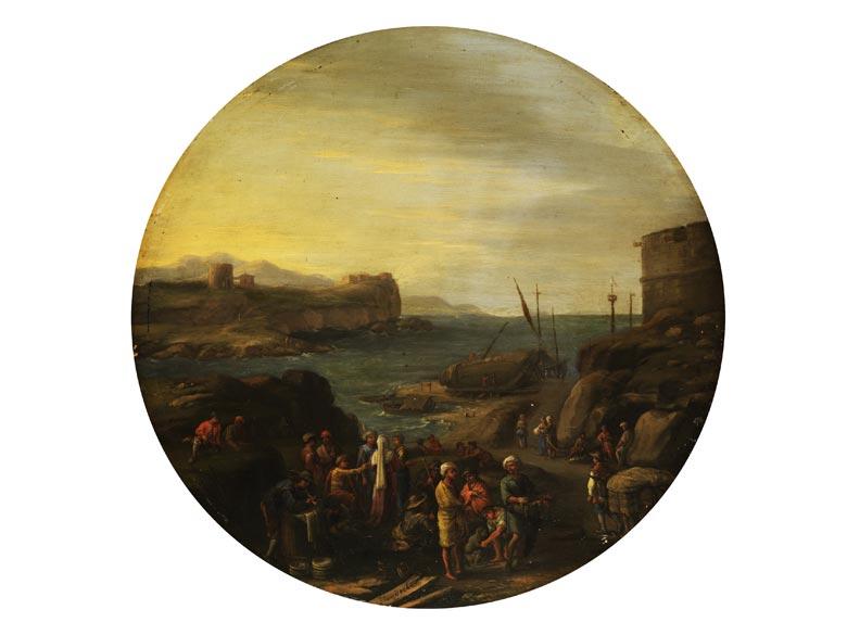 Johannes Lingelbach, 1622 Frankfurt a. M. - 1674 Amsterdam