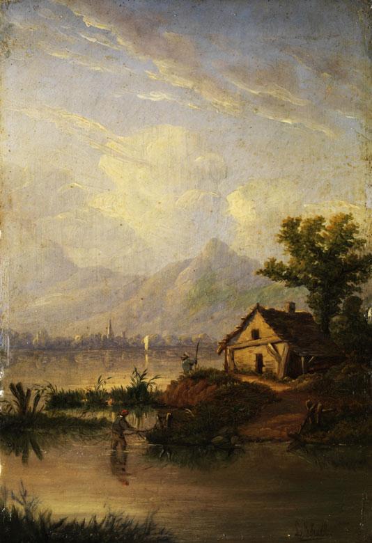 Ludwig Sckell, 1833 Schloss Berg - 1912 Pasing