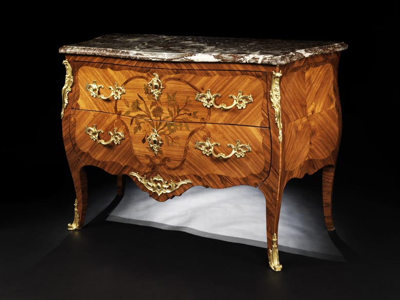 Louis XV-Kommode