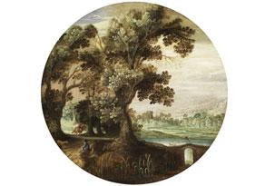 Detail images:  Marten Ryckaert, 1587 Antwerpen - 1631, zug.