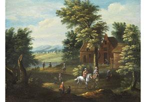 Detail images:  Deutsch-flämischer Meister des 17. Jahrhunderts (Mathys Balen?)