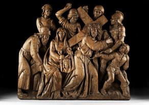 Detail images:  Niederrheinischer Meister des 16. Jahrhunderts
