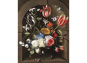 Detail images:  Johannes Anthonius van der Baren, 1615 Brüssel - 1686 Wien
