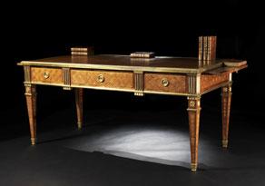 Detail images:  Elegantes Bureau Plat im Stil des Klassizismus des 18. Jahrhunderts
