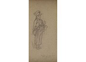 Detail images:  Carl Spitzweg, 1808 München - 1885 München